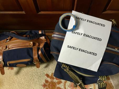 Disaster Preparedness, Restaurant Etiquette, Destructive Connections