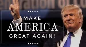 a New President-Donald Trump