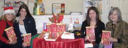 Book signing of Teen Book