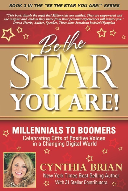 New book: Be the Star You Are! Millennial to Boomers