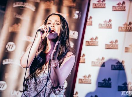 Music & English Teen Pop Star, Lydia Singer American Debu