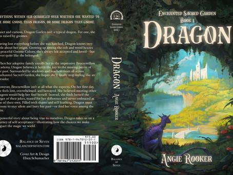 Mentorship and Enchanted Sacred Garden-Dragon