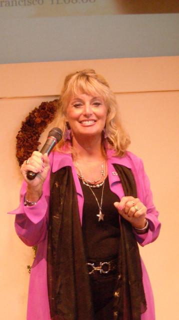 Cynthia Bran, Keynote speaker