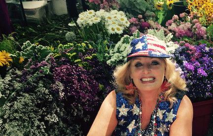 Happy 4th of July from Cynthia Brian