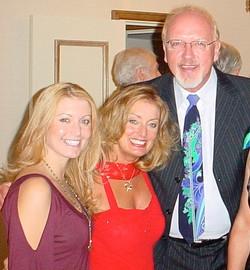 Heather, Cynthia, Mark Victor Hansen