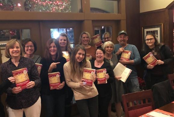 Katelyn Darrow Angels Community with boo