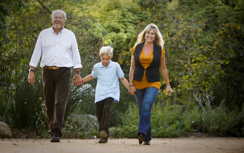 Mack Borgen and Family
