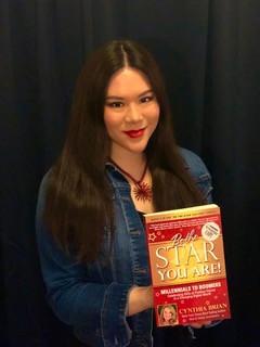 Author Dani Wong