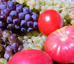 A Box of Farm Fresh Produce