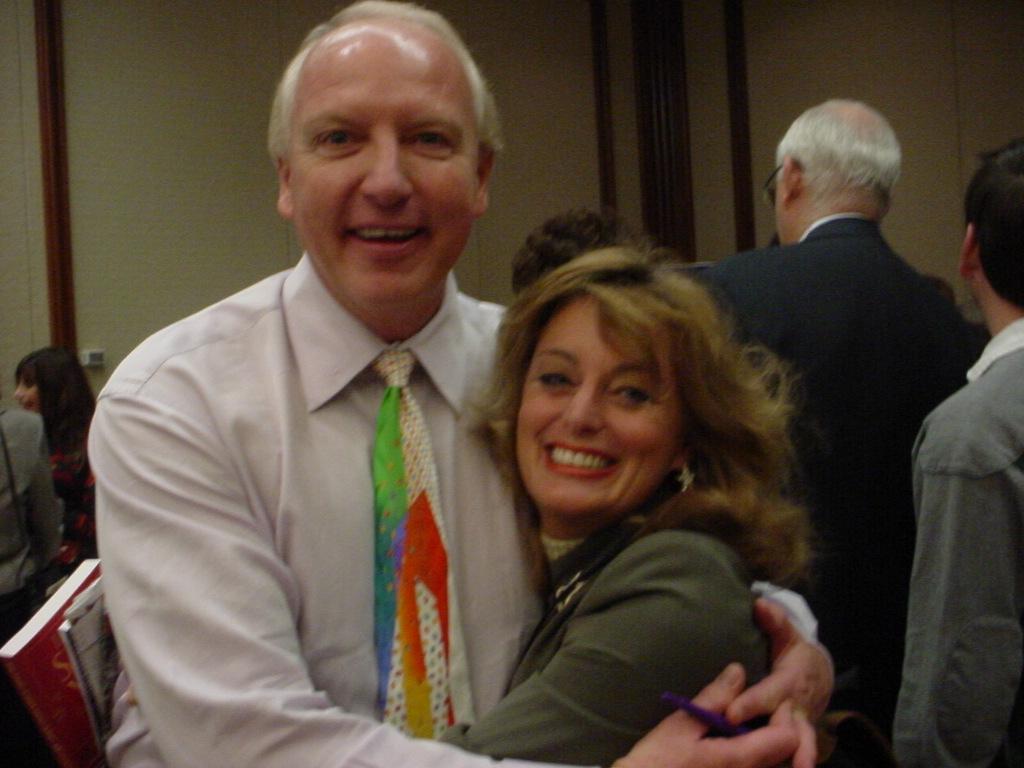 Mark Victor Hansen & Cynthia Brian