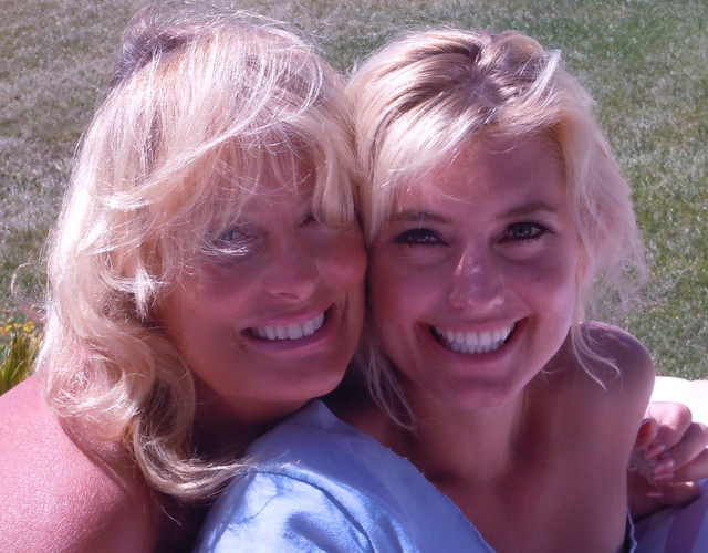 Cynthia Brian & Heather Brittany