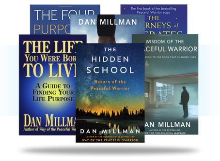 Dan Millman-Life You Were Born to Live, Healthy College Teens, Money Talk for Kids