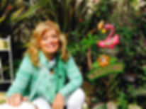 Cynthia Brian Welcomes You to Her Garden