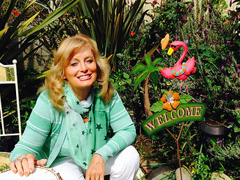 Cynthia Brian Welcomes You to Her Garden