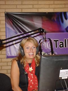 Cynthia Brian On-air