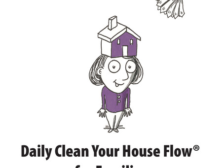 Daily Clean Your house flow with Deborah Myers
