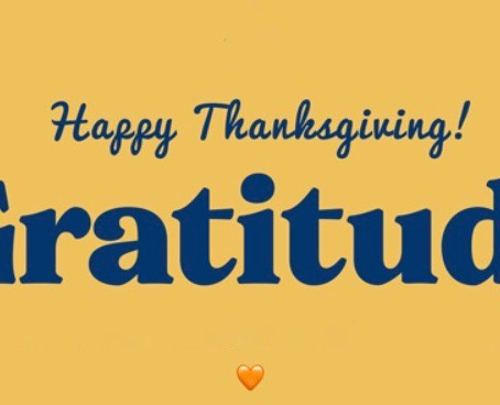 Thanksgiving and Gratitude, Design Trade Secrets, Rebuilding After Disaste