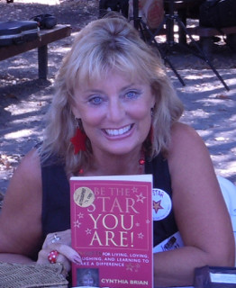 Cynthia Brian says to READ