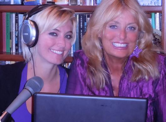 Heather Brittany & Cynthia Brian