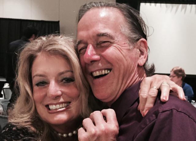 Cynthia Brian & Pat Stone