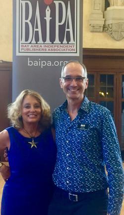 Cynthia Brian and Lee Wind at BAIPA