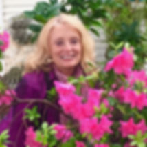 Cynthia Brian in the Azaleas