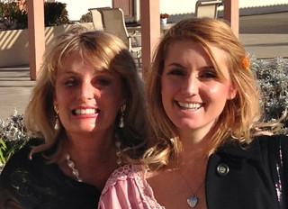 Cynthia Brian and Heather Brittany