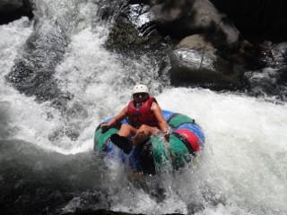 Cynthia Brian River Tubing