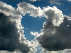 Clouds in France