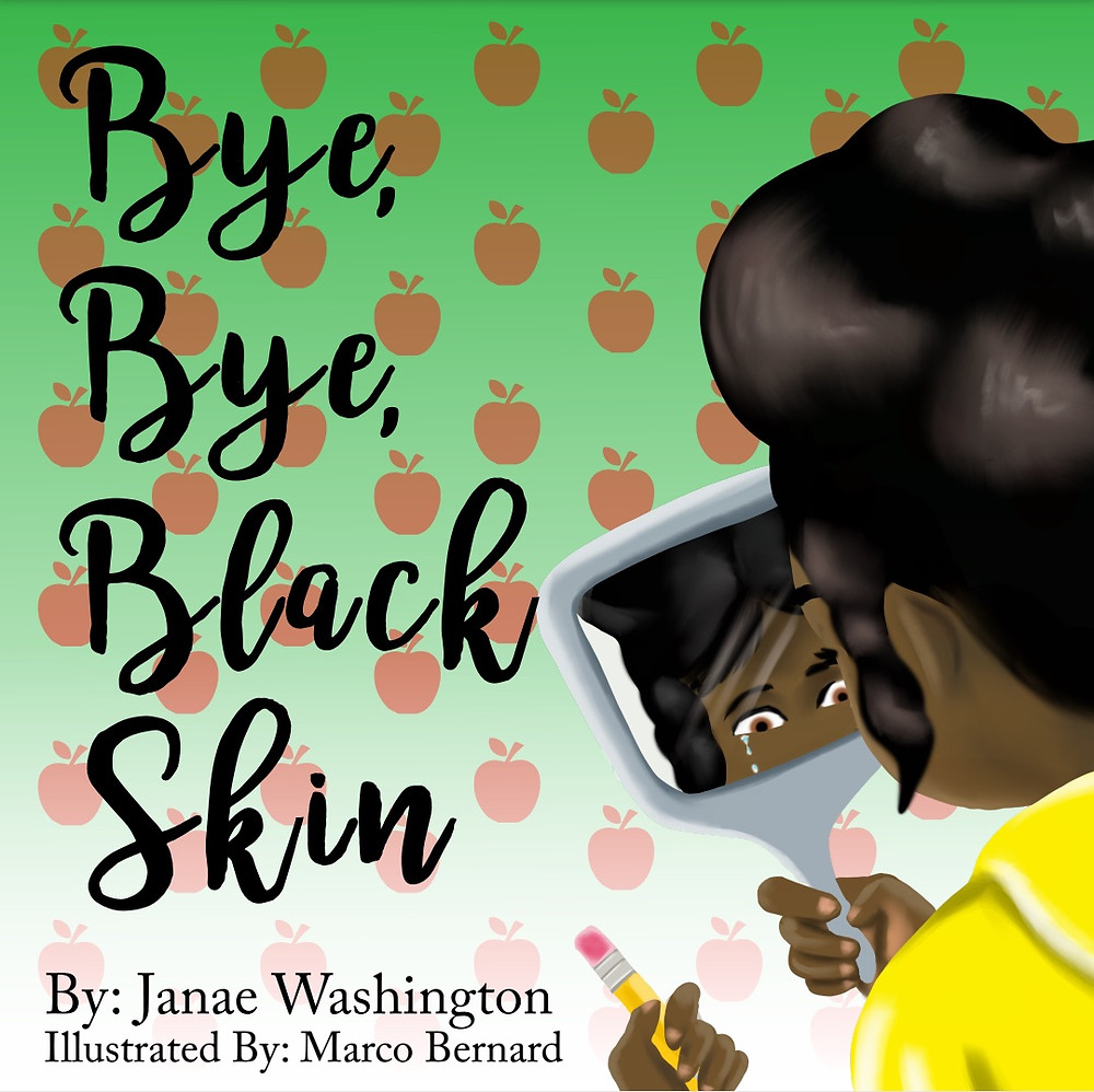 Bye bye black skin