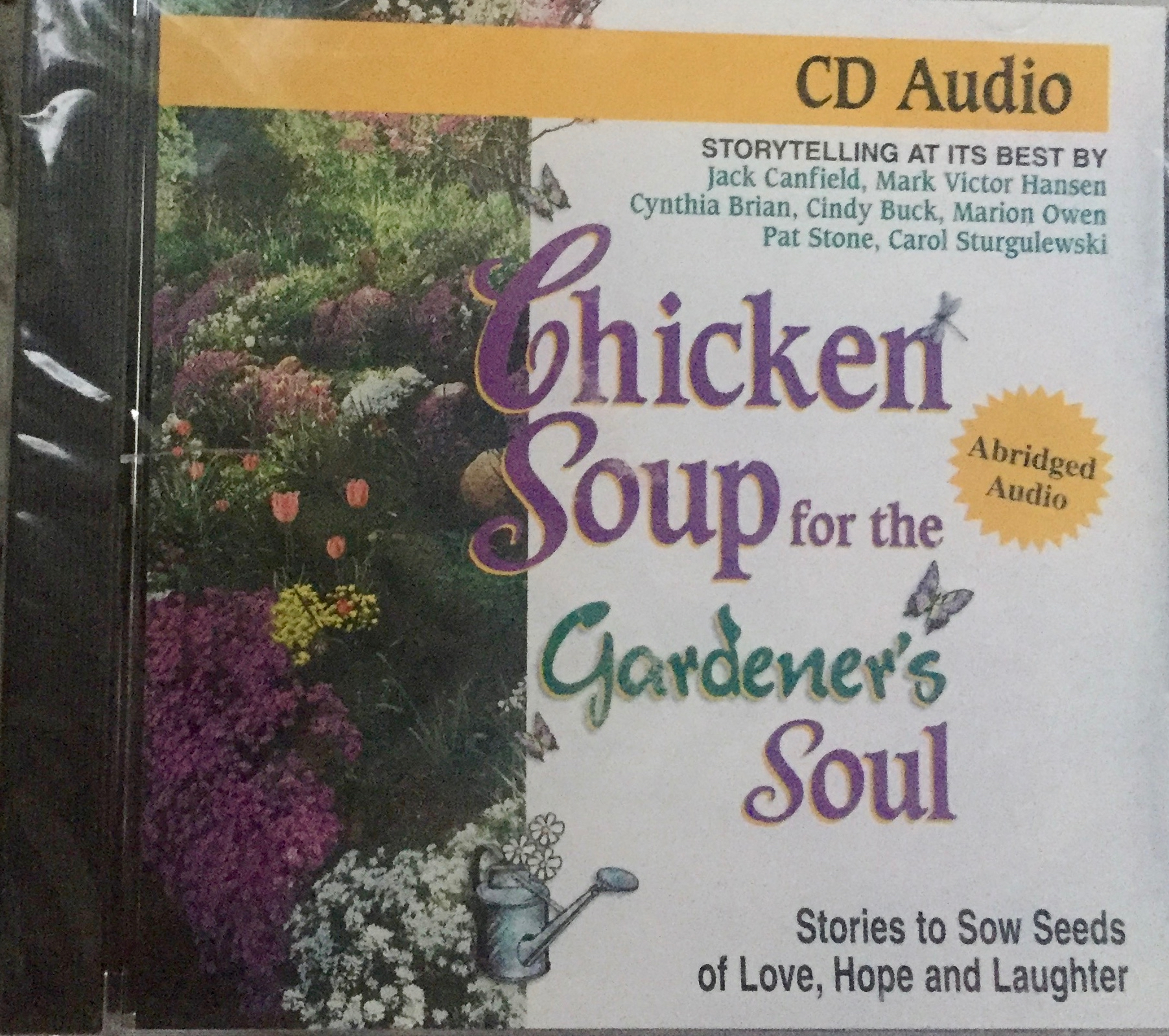 Audio CD chicken soup gardeners