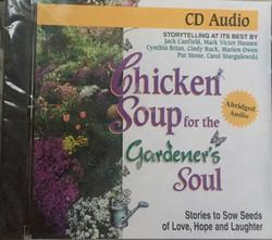 Audio CD chicken soup gardeners