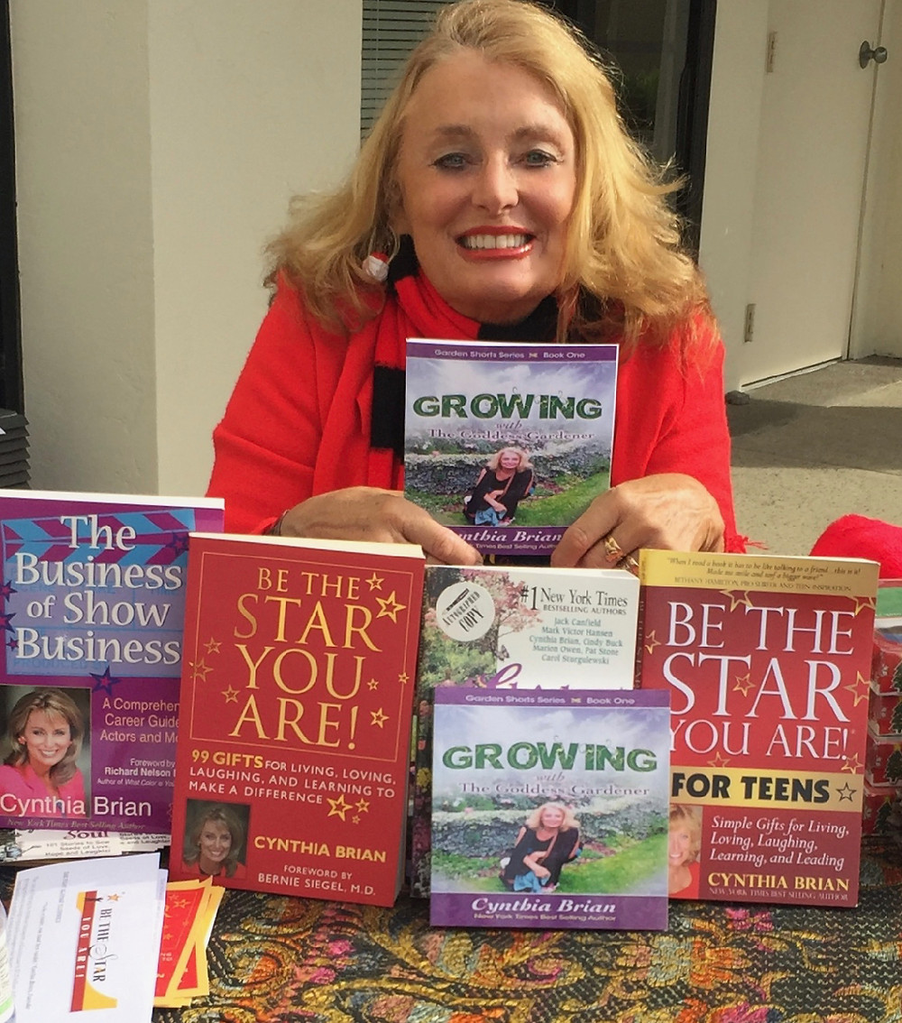 Cynthia Brian's books for purchase