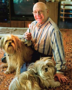 Dr. Bernie Siegel and the Value of Pride