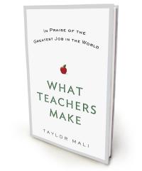 Poet Taylor Mali's book