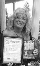 Cynthia Brian's Business of Show Business Book Award