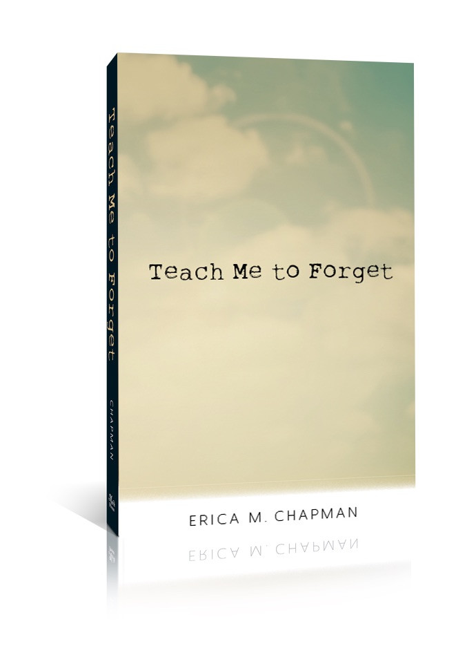 Erica Chapman's book with suicide prevention resources
