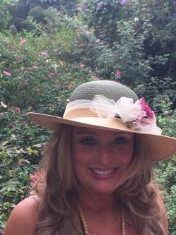 Cynthia Brian-Rose Garden