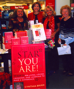 Book Signing for Be the Star You Are