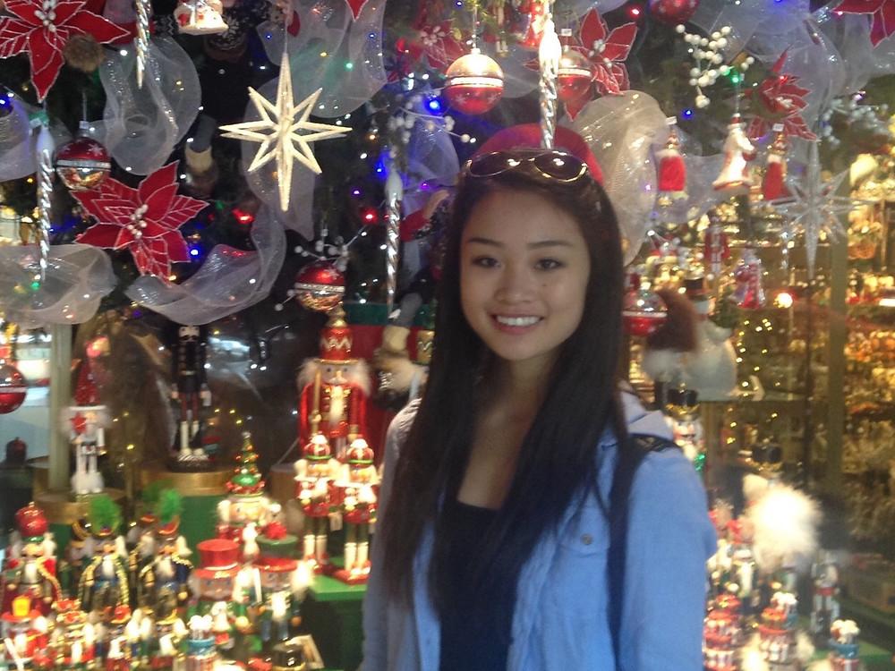 Chelsea Pelchant, Teen Event Coordinator