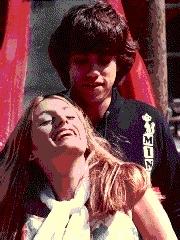 Robby Benson-Cynthia Bria
