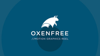 Oxenfree: Motion Graphics