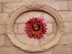 Skull Boutonniere