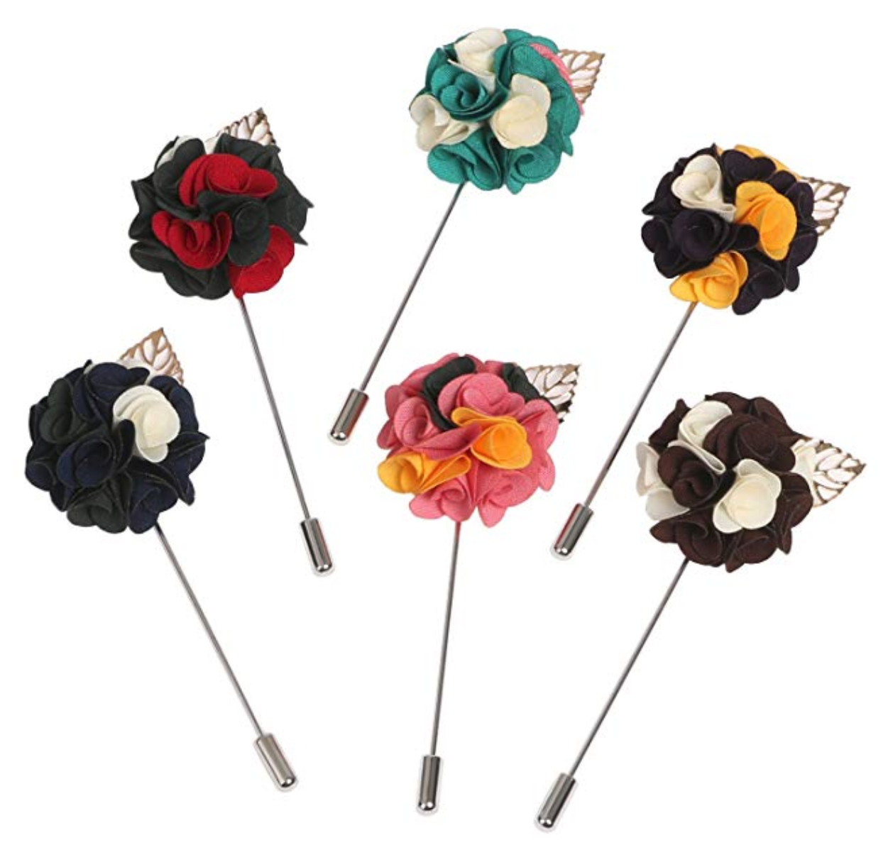 Lapel Pin Boutonnieres