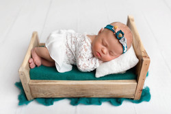 Adorable newborn session