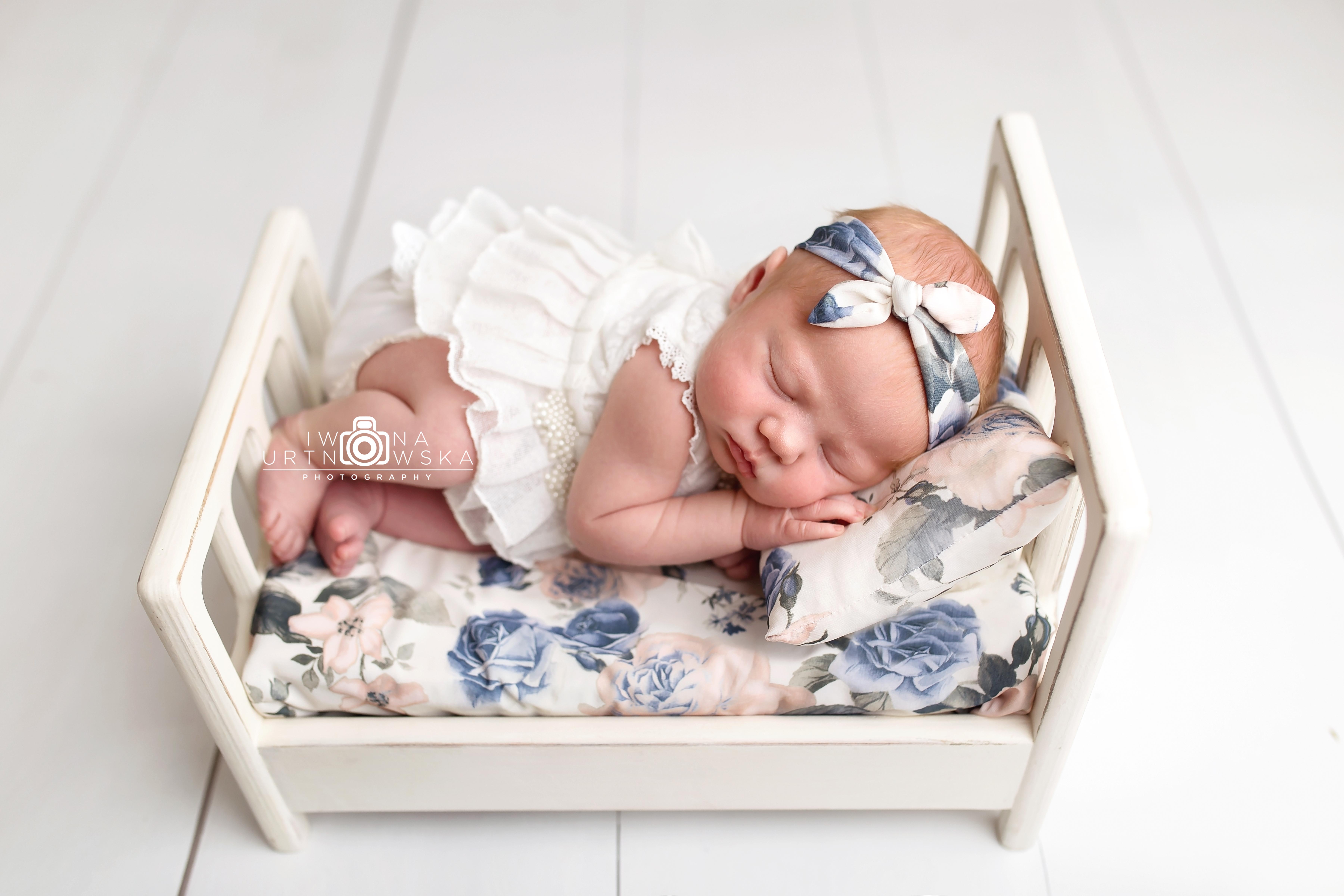 Baby photoshoot Shropshire