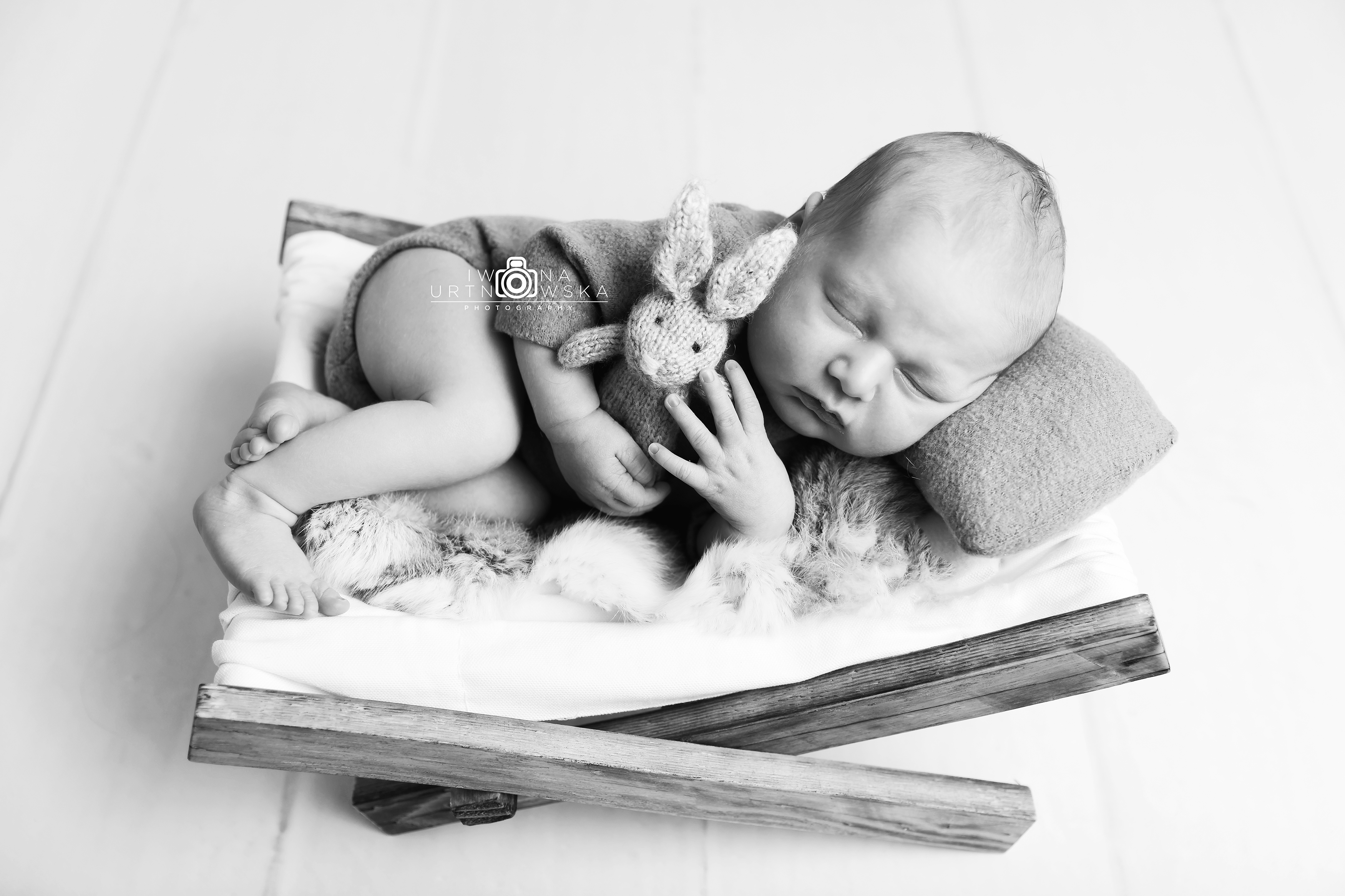Telford baby photo shoot