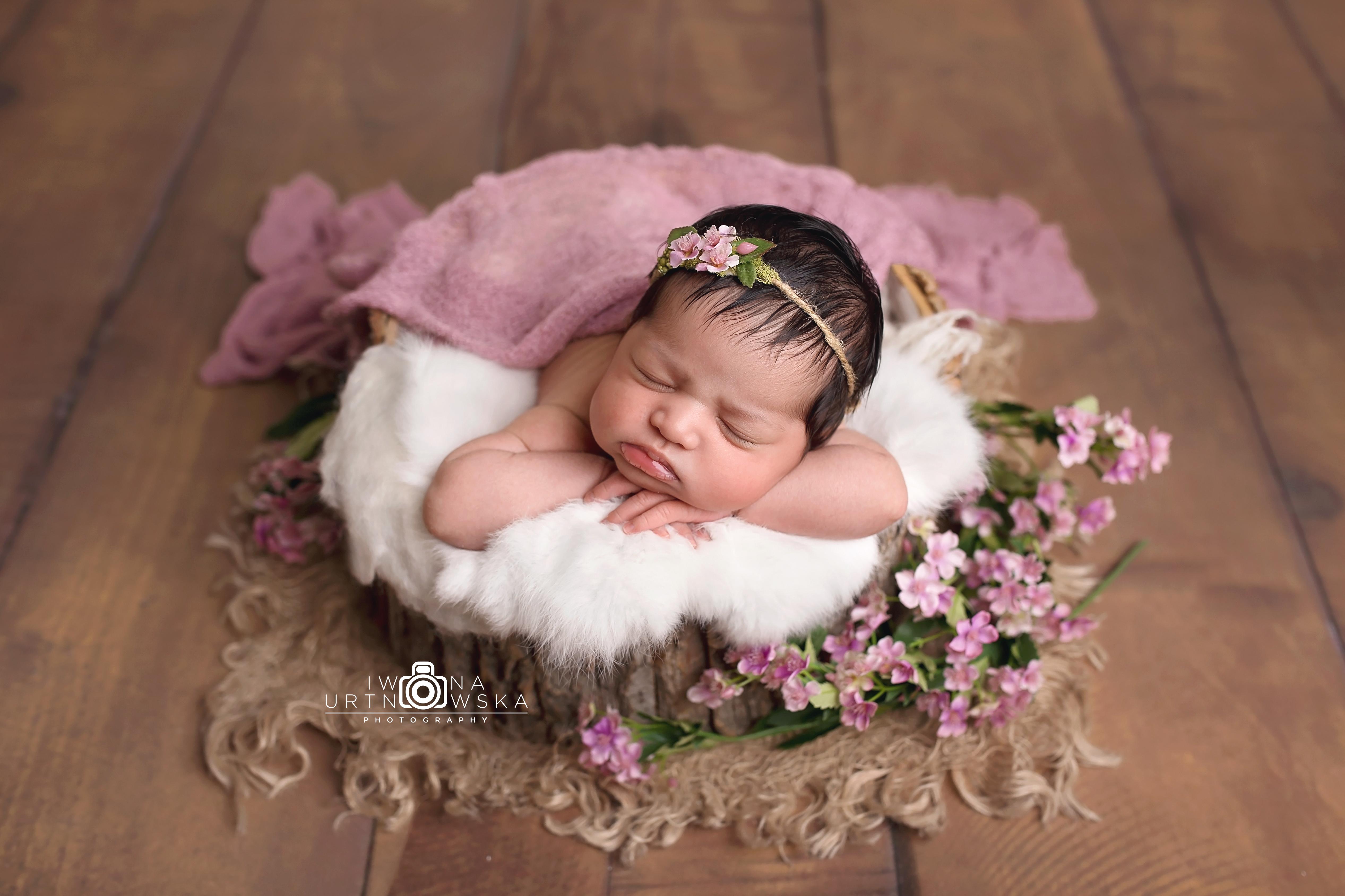 Baby photography Shropshire Telford