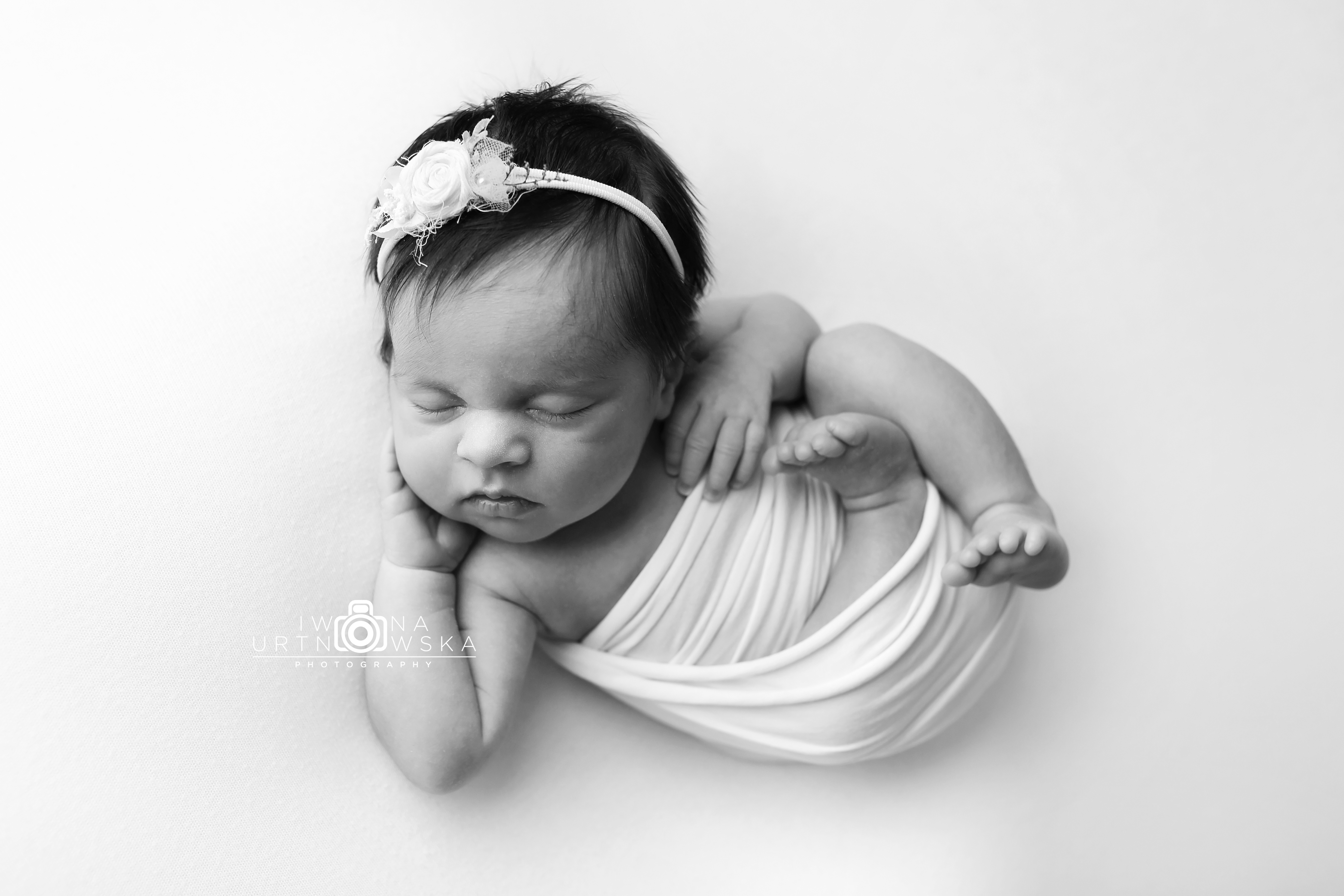 Baby girl session Telford