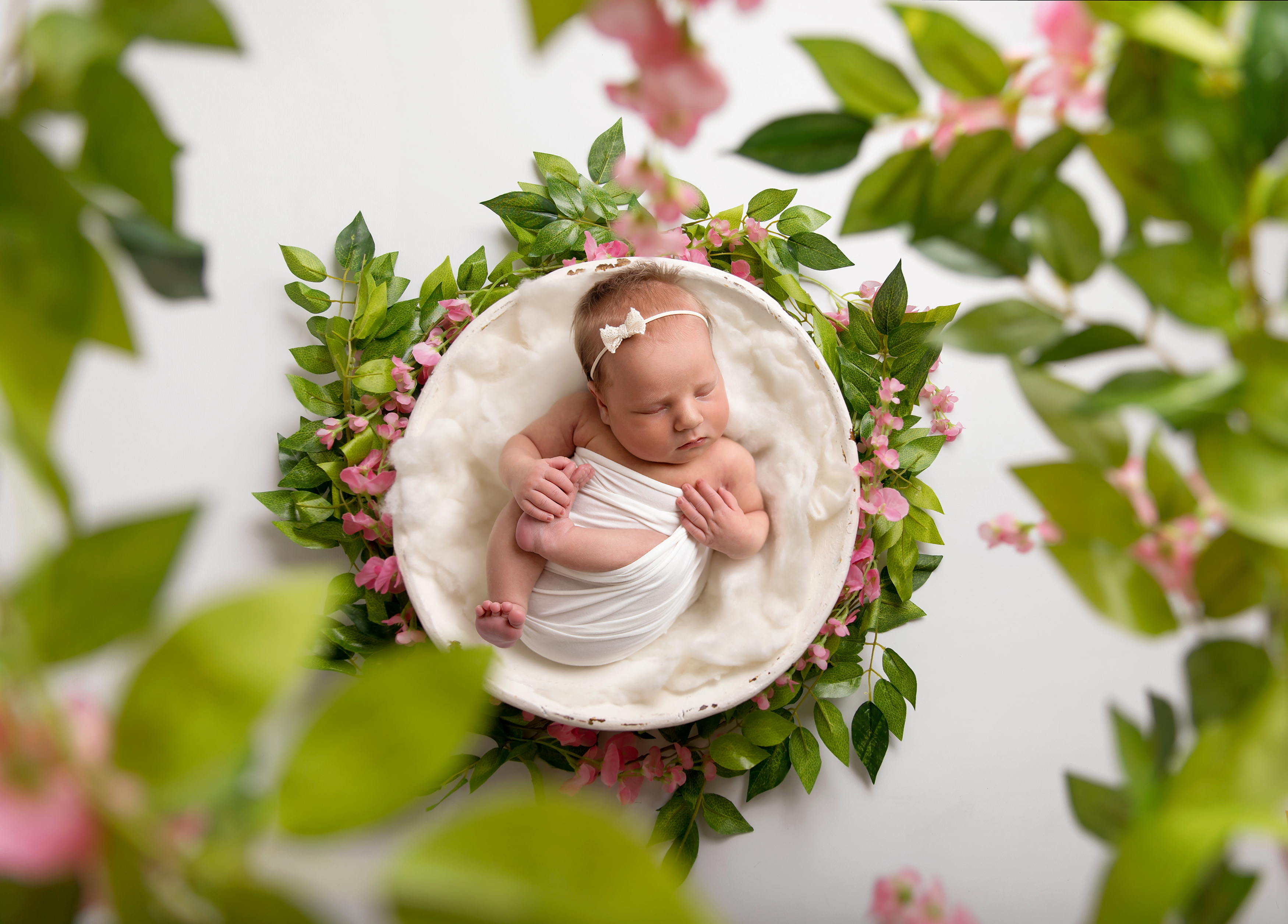 newborn photography Shropshire